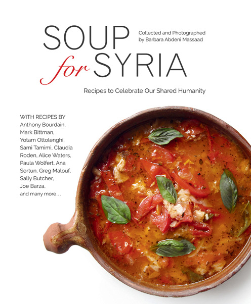 Soup for Syria cover